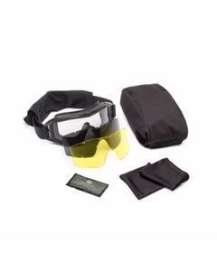 Desert Locust-Vollschutzbrillensystem – Deluxe-Set