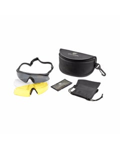 Sawfly Eyewear Deluxe Yellow Kit