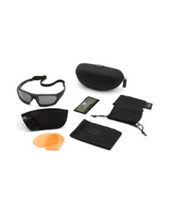 ShadowStrike Ballistic Sunglasses Deluxe Shooter's Kit