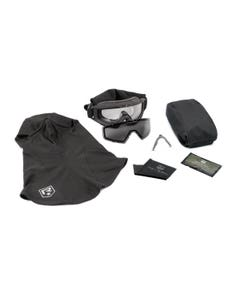 SnowHawk Goggle System APEL U.S. Military Kit with Balaclava