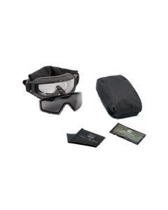 SnowHawk-Vollschutzbrillensystem – Militär-Set