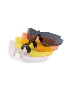 StingerHawk Eyewear Lenses with Adjustable Nosepiece