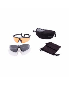 StingerHawk Eyewear Deluxe Vermillion Kit