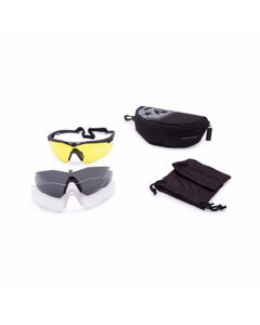 StingerHawk Eyewear Deluxe Yellow Kit