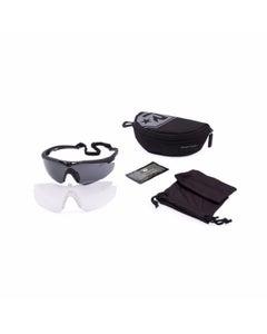 StingerHawk-Schutzbrillen – Militär-Set