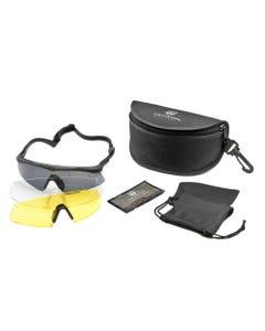 Sawfly-Ausrüstung Deluxe, polarisiert, hoher Aufprallschutz