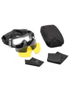 Wolfspider Goggle Deluxe Yellow Kit