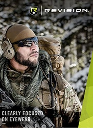 Revision Military Eyewear Catalog Cover