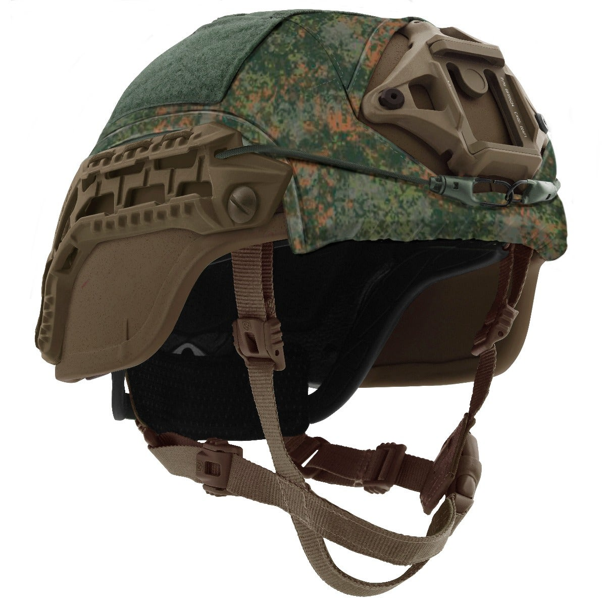 Revision Dutch Helmet